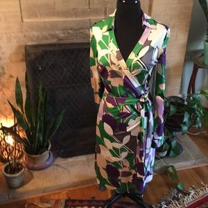 Iconic DVF Wrap Dress